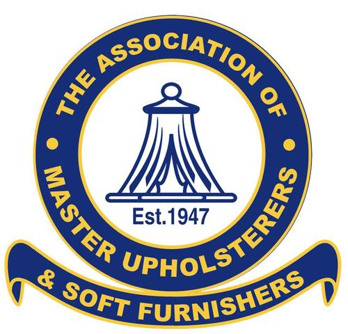 association of master upholsters logo